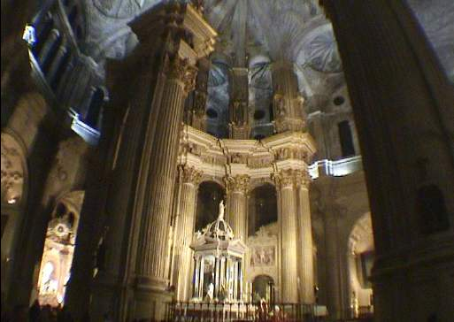 Málaga's magnificent Cathedral